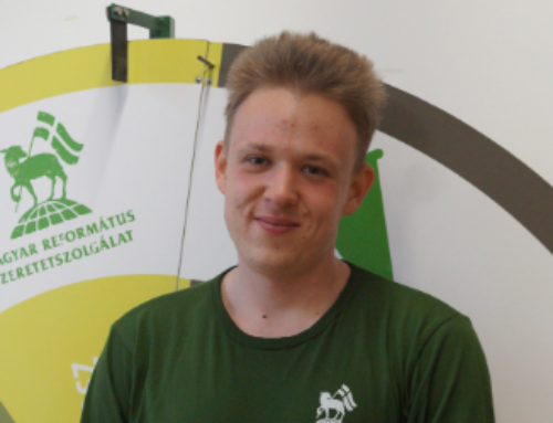 A Hét önkéntese: Gáll Balázs Gyula
