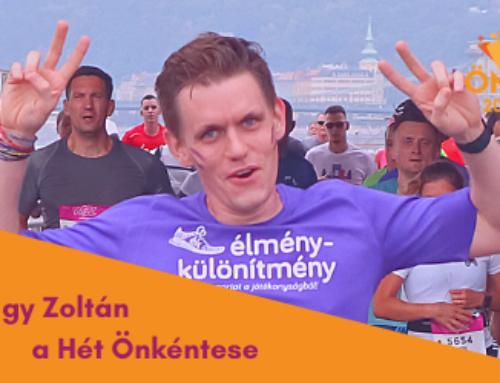 A Hét Önkéntese: Nagy Zoltán